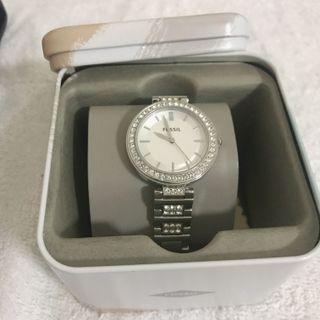 Fossil Crystal Watch