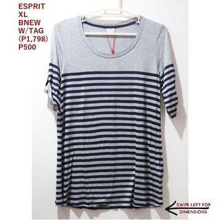 Esprit Stripes Shirt