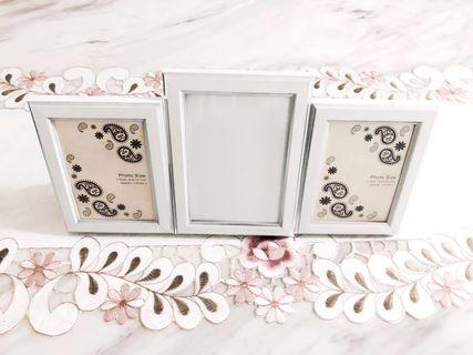 🚚 SELLING WHITE PICTURE FRAMES