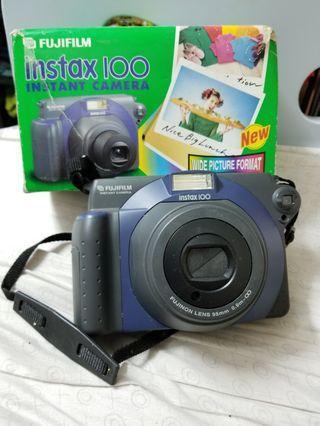 Fujifilm Instant Camera instax100