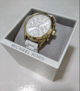 🚚 Michael Kors Rubber Strap 38mm diameter MK5406 (Authentic)