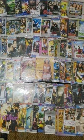 Koleksi Dvd Film Barat/asia/anime 100+ judul