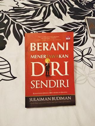 Berani Menertawakan Diri Sendiri, kisah jenaka bertabur makna, Sulaiman Budiman