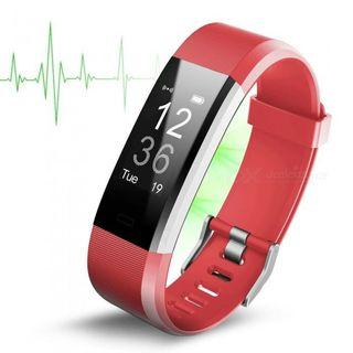 Heart Rate SmartWristband ( Red )