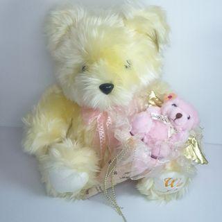 🚚 【 現貨 出清 】熊寶貝☺小熊+大熊   絨毛玩偶娃娃