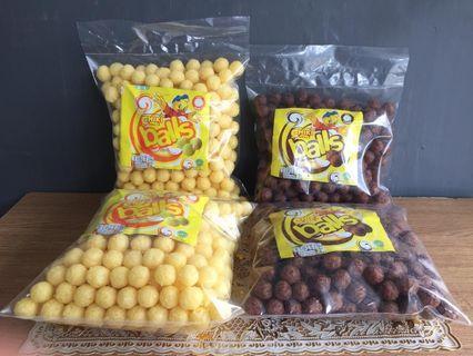 Snack chiki balls