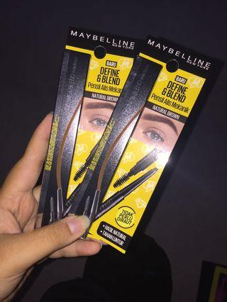 Maybelline eyebrow define and blend