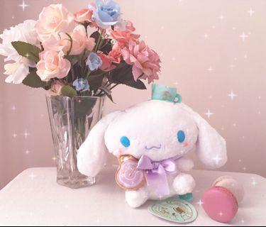 Sanrio Cinnamoroll 15th Anniversary Plush