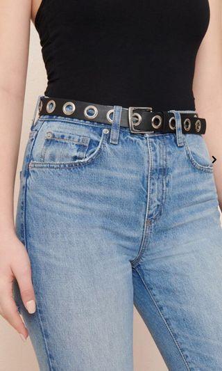 New belt from garage