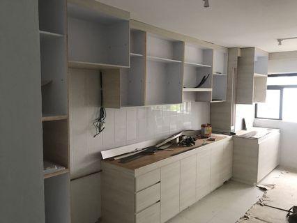 Kitchen Cabinet $110 per foot run
