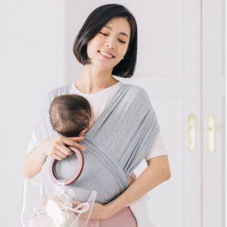 Konny baby carrier - grey xs