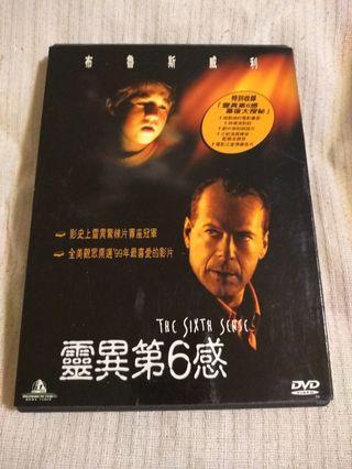 🚚 靈異第六感DVD