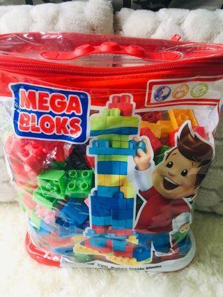 Mega Bloks - Junior Builders (medium sized blocks)