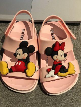 Melissa baby girl sandal