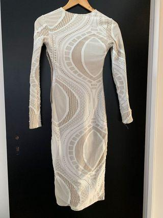 SUNDAYS THE LABEL Split dress