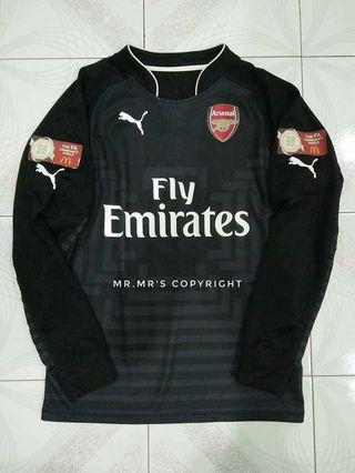 Arsenal goalkeeper jersey 2014/15 kit S