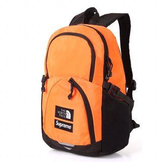 The north face x supreme backpack