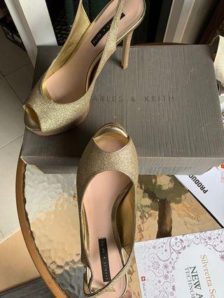heels charles n keith ORI #BAPAU