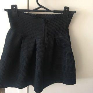 portman's skirt