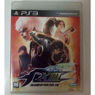 中文版 拳皇13 格鬥天王13 PS3 The King of Fighters XIII
