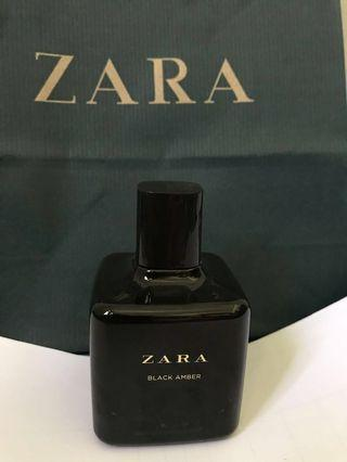 ZARA EDT BLACK AMBER
