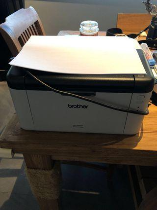 🚚 Brother HL-1210W laser printer