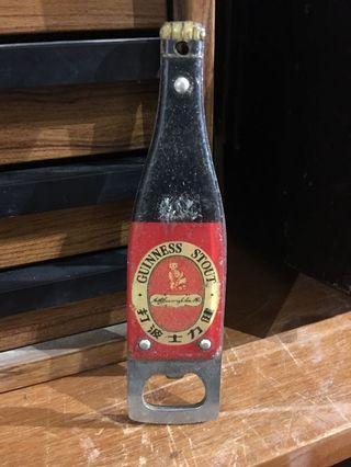 早年啤酒開瓶器