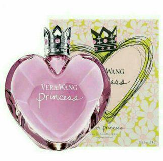 VERA WANG 花漾公主 Flower Princess 女性淡香水/1瓶/100ml-新品正貨