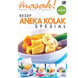 Ebook Resep Aneka Kolak Spesial - Ide Masak
