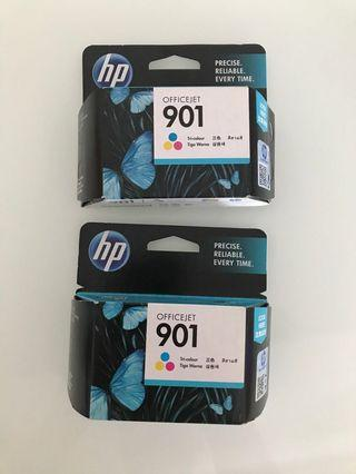 Brand new HP Color Ink 901