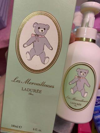 Laduree嬰兒潤膚系列