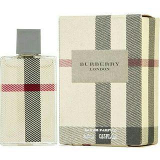 🚚 BURBERRY LONDON 倫敦女性 淡香精 /1瓶/4.5ml-公司正貨