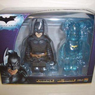Kubrick Bearbrick Batman The Dark Knight Brand New
