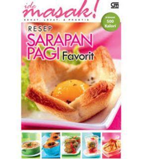 Ebook Resep Sarapan Pagi Favorit - Tim Ide Masak