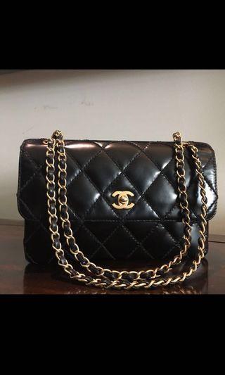 Pristine Chanel Vintage Flap