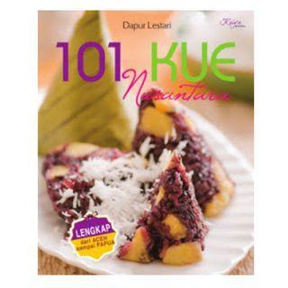 Ebook 101 Kue Nusantara - Puspa Swara & Dapur Lestari
