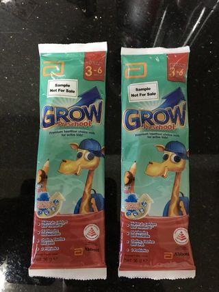 Grow Milk Powder 3-6 Years
