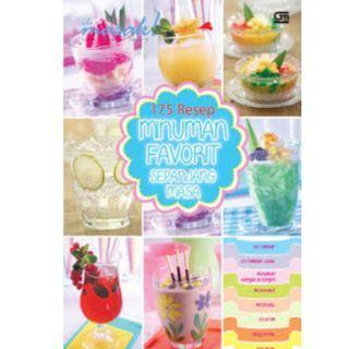 Ebook 175 Resep Minuman Favorit Sepanjang Masa - Ide Masak