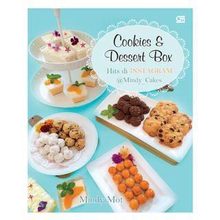 Ebook Cookies & Dessert Box Hits Di Instagram @Mindy_Cakes - Mindy Mot