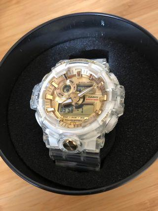 GSHOCK 735E 7A JAPAN LIMITED EDITION