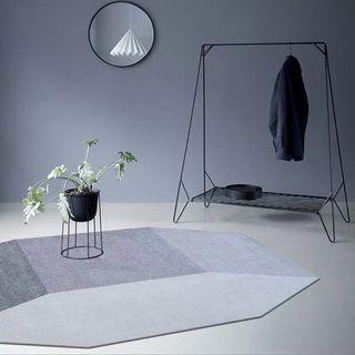 Modern Simplicity Rug | Nordic | Danish | Designer | Carpet