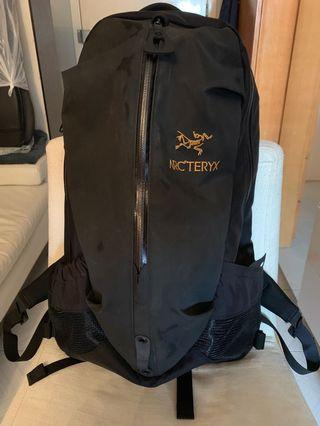 Arcteryx backpack 不死鳥背包/背囊/旅行袋