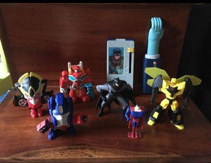 🚚 Super Heroes Figurines