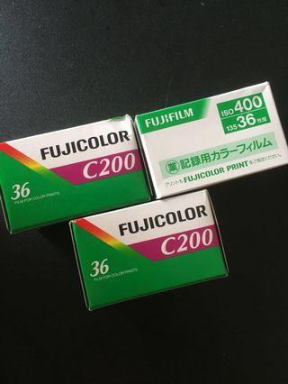 富士菲林c200