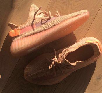 US4.5 Yeezy Boost 350 V2 Clay