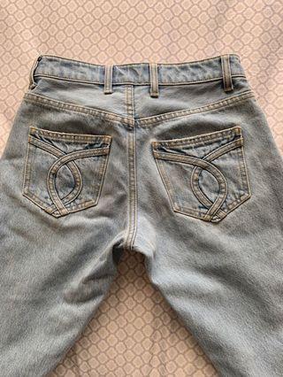Bardot mom jeans