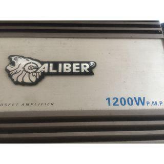 Amplifier Caliber