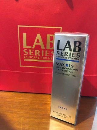 🚚 Lab Series Skin Recharging water lotion