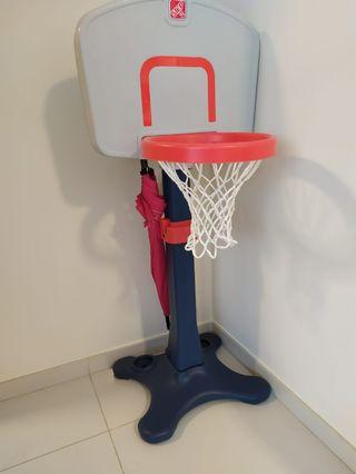 🚚 Step2 kids basketball hoop