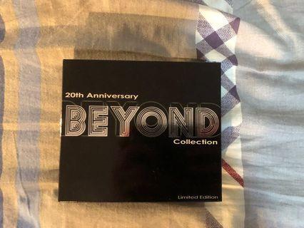 Beyond 20週年限量版cd